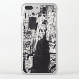 Empire's Shadow Clear iPhone Case