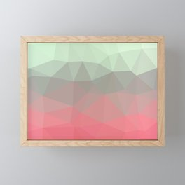 RASPBERRY MINT Framed Mini Art Print
