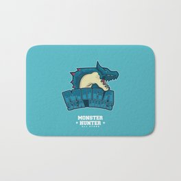 Monster Hunter All Stars - Moga Sea Dogs Bath Mat