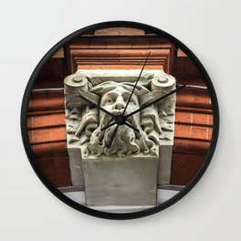 Green Man Wall Clock