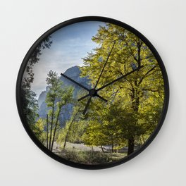The Tree by Sentinel Bridge Wall Clock