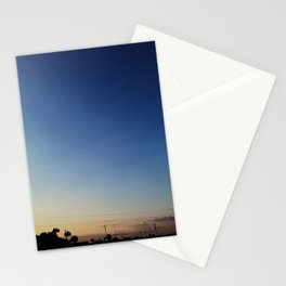 Sunset in Navarre Stationery Cards
