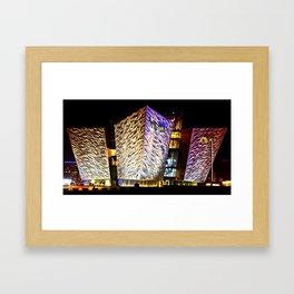 Belfast - Maritime Quarters Framed Art Print