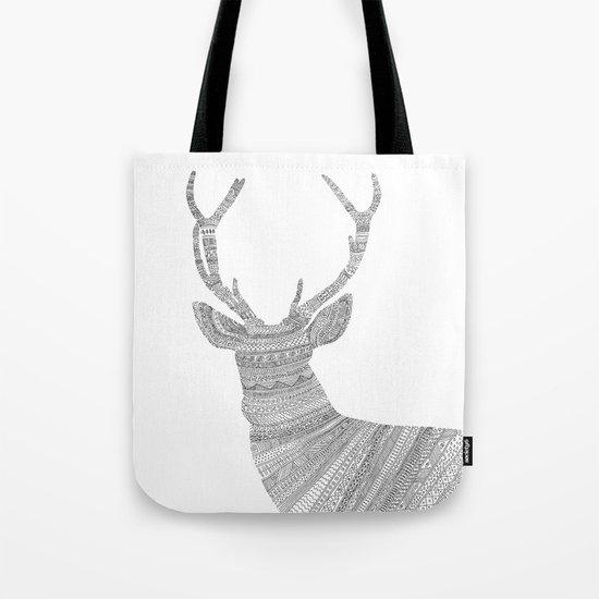 Stag / Deer Tote Bag