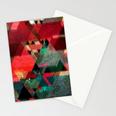 Abstract 09 Stationery Cards