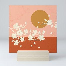 Sakura Blossom Bliss Mini Art Print