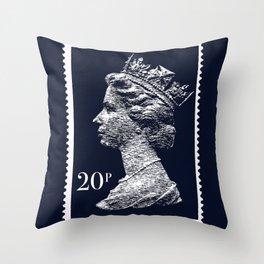 Queen 20p Throw Pillow