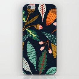 Fall Leaves iPhone Skin