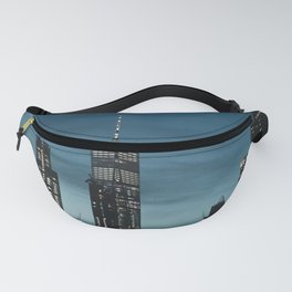 New York City by night Fanny Pack