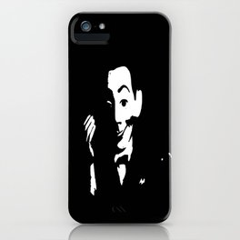 Pee-Wee  iPhone Case