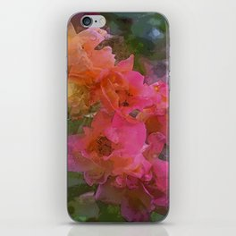 Rose 219 iPhone Skin