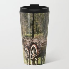 Wagon Wheels Travel Mug