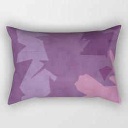 NAT#3 Rectangular Pillow