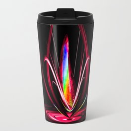 Abstract perfektion - Lightshow Travel Mug