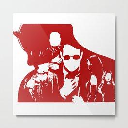Daredevil Metal Print