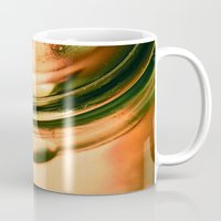 glass Mugs featuring Glass by beerreeme