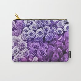 roses ultraviolet Carry-All Pouch