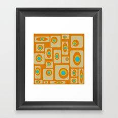 MORTON Framed Art Print