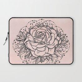 Night Rose Laptop Sleeve