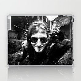 The Madman Laptop & iPad Skin