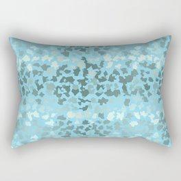 SAFARI TURQUOISE Rectangular Pillow