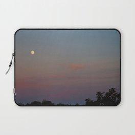 Moon Colors Laptop Sleeve