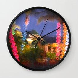 Fiesta Feeling Wall Clock