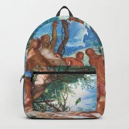 Joachim Wtewael - The Golden Age Backpack