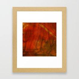 The Grand Fishing Tour 2K15 30b Framed Art Print