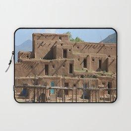 A Taos Pueblo Building Laptop Sleeve