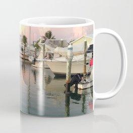 Palm Pier Coffee Mug