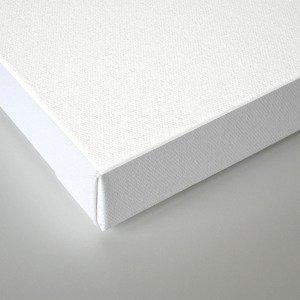 Grey Four Canvas Print