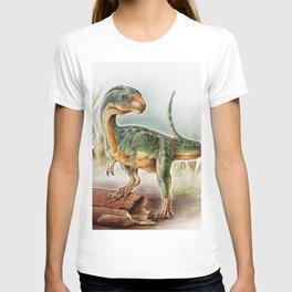 Lost dinosaur T-shirt