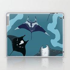 Manta Rays Laptop & iPad Skin