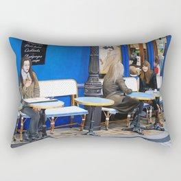Girls of Montmartre Rectangular Pillow