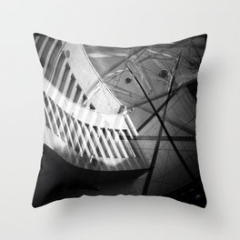 BRUM #002 Throw Pillow
