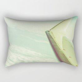 Airplane Travel Adventure Rectangular Pillow