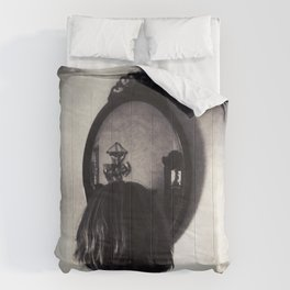 Face to Place Comforters