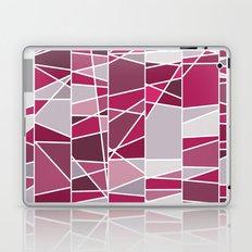 Pink and grey Laptop & iPad Skin