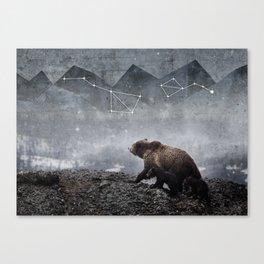 Ursa Major Canvas Print