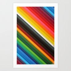 Little Rainbow Art Print