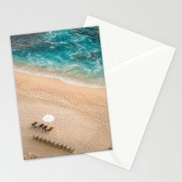 Beach Vacation Stationery Cards