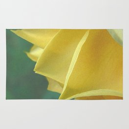 Garden Yellow Rug