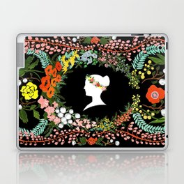 Language of Flowers  Laptop & iPad Skin
