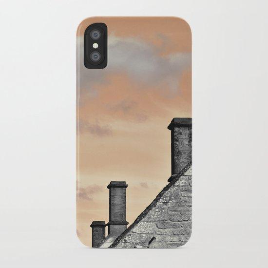cloud factory... iPhone Case