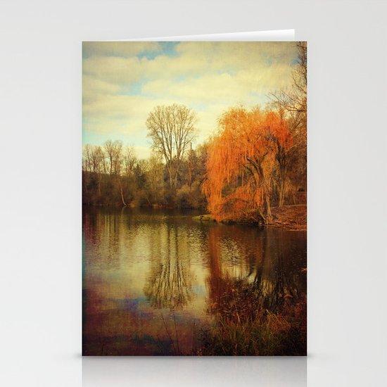 Pond Stationery Cards