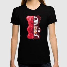 GUMMY BEAR ANATOMY T-shirt