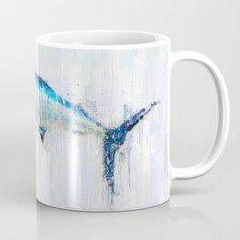 Painting of a swordfish Coffee Mug