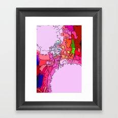 Destruction of the Rainbow (Dorothy's Lament) Framed Art Print