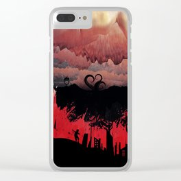 Dante's Inferno: Circle of Violence Clear iPhone Case
